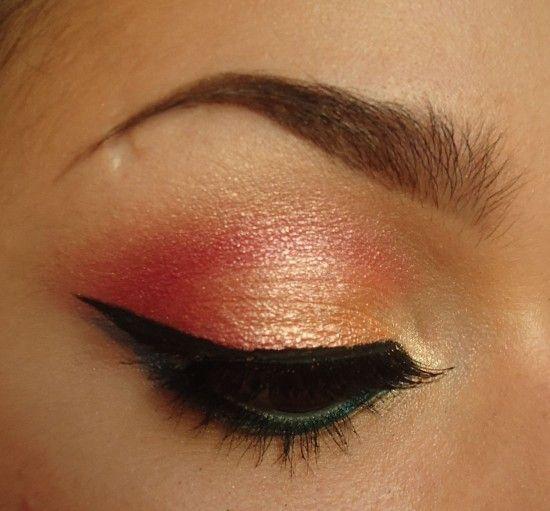 Best 25 Sunset Makeup Ideas On Pinterest Yellow Eye
