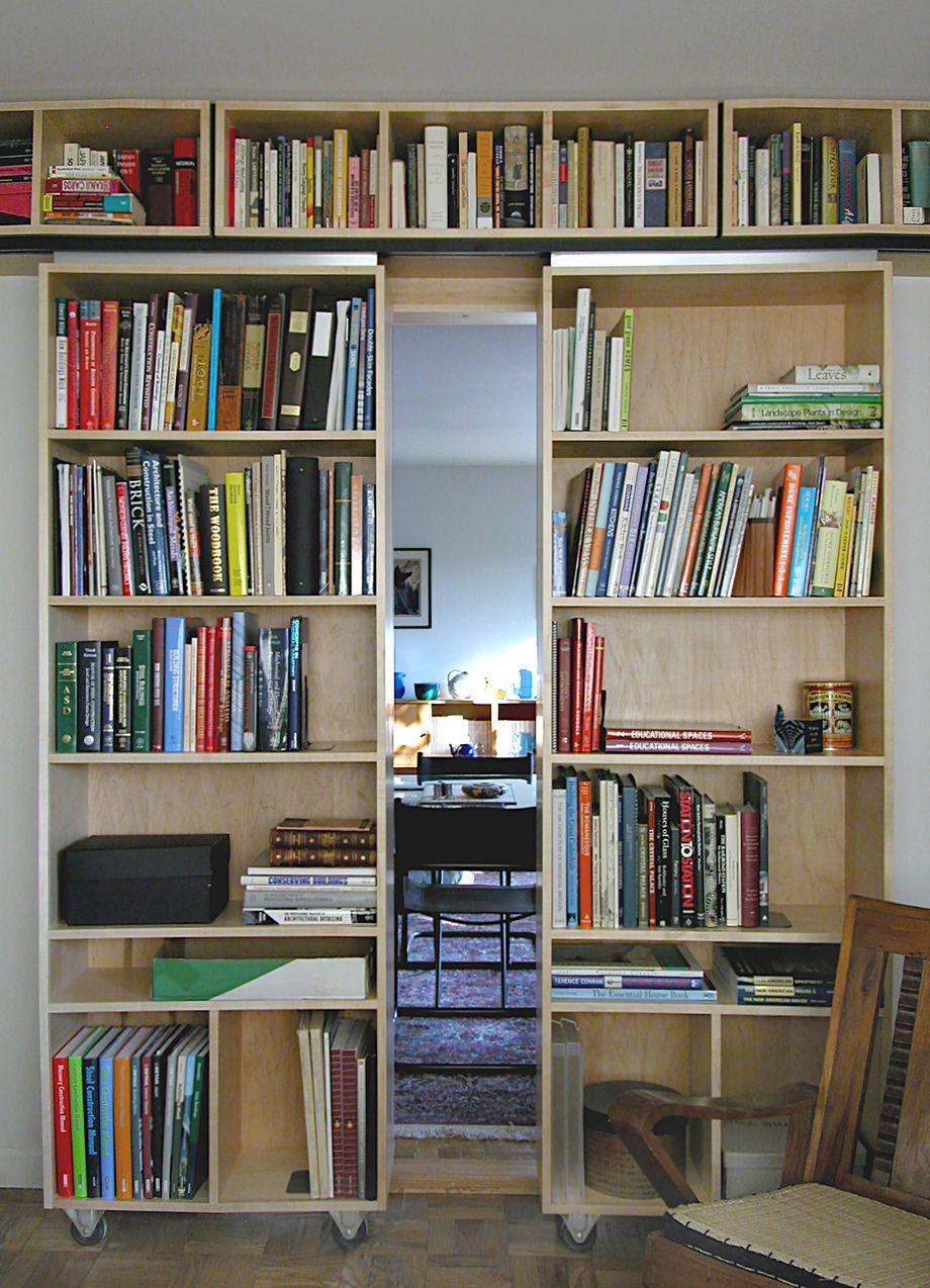 23 Creative Room Divider Ideas Bookshelf Room Divider Creative Room Dividers Sliding Room Dividers Bookshelf room divider with door