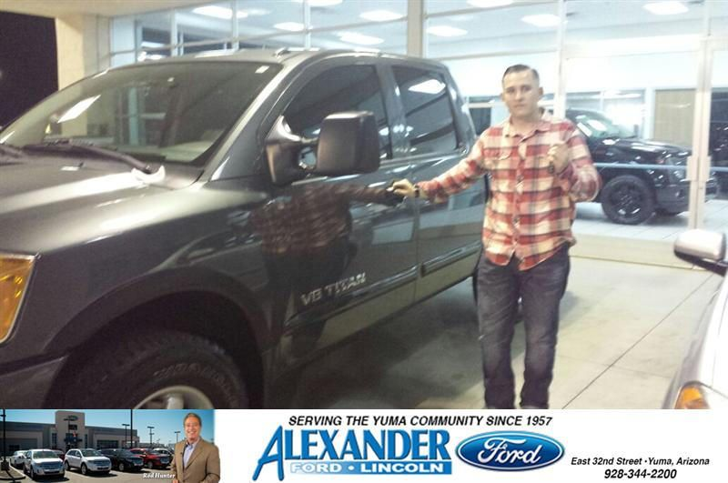 Congratulations To Max Smith On Your Nissan Titan Purchase From
