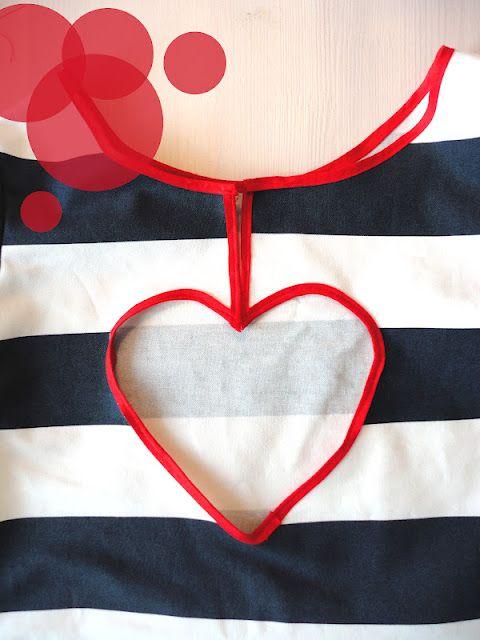 DIY Heart Cutout