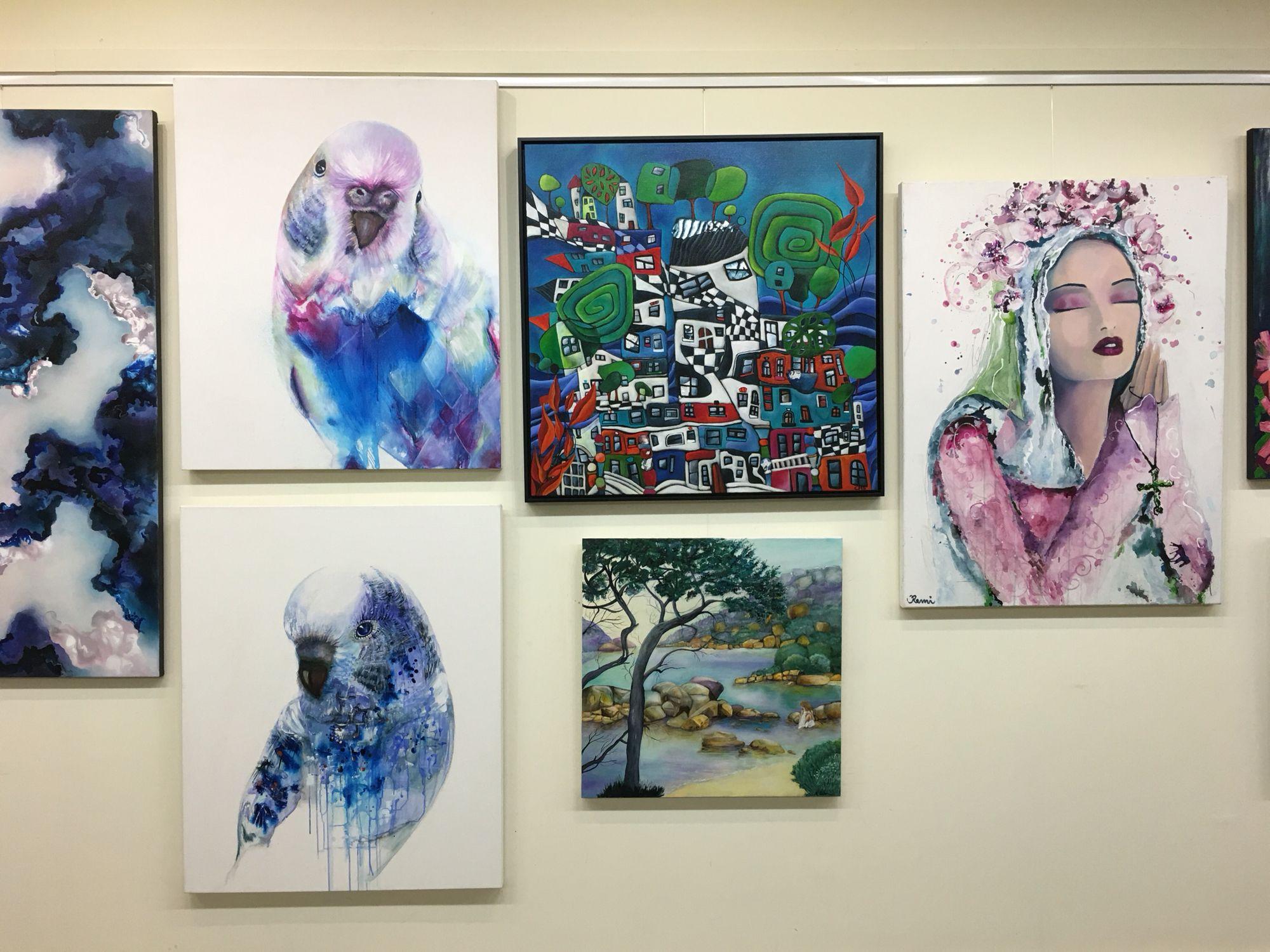 George Michael Pop Art Paint By Number Kit