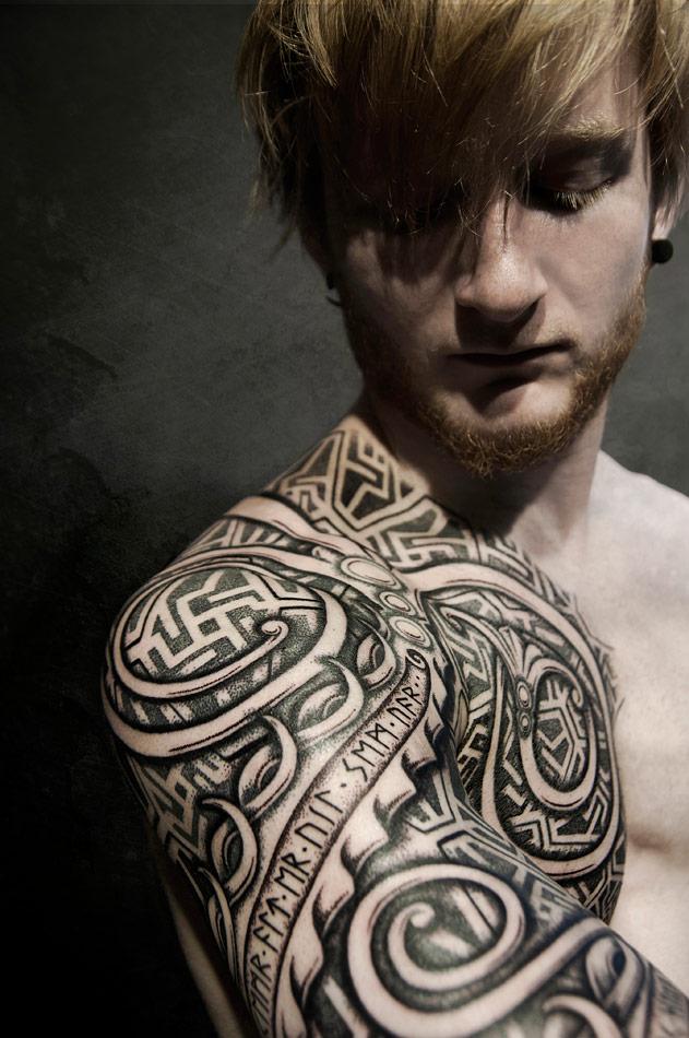Tattoo nordische mythologie Tattoo