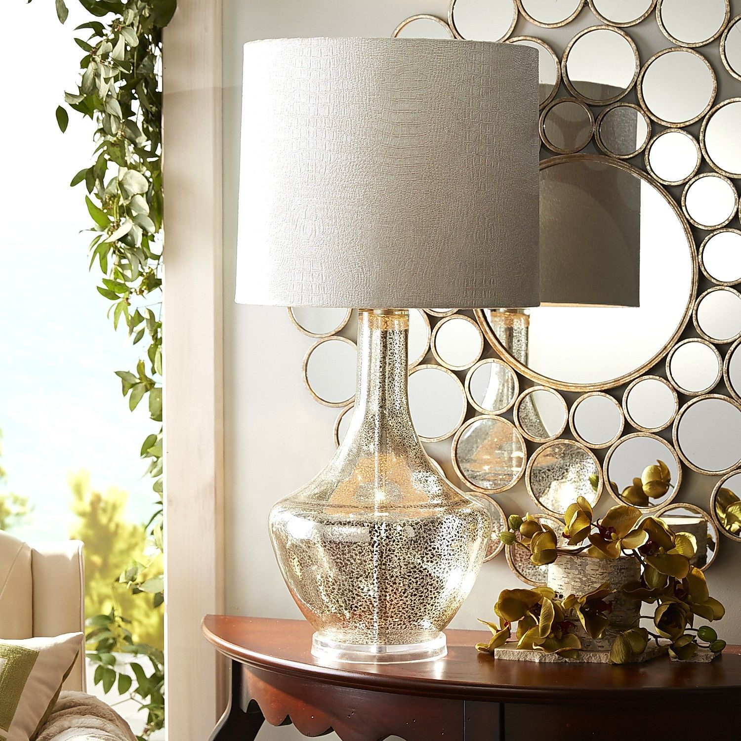 $120 -Grande Luxe Glass Lamp | Pier 1 Imports | Home Update Ideas ...