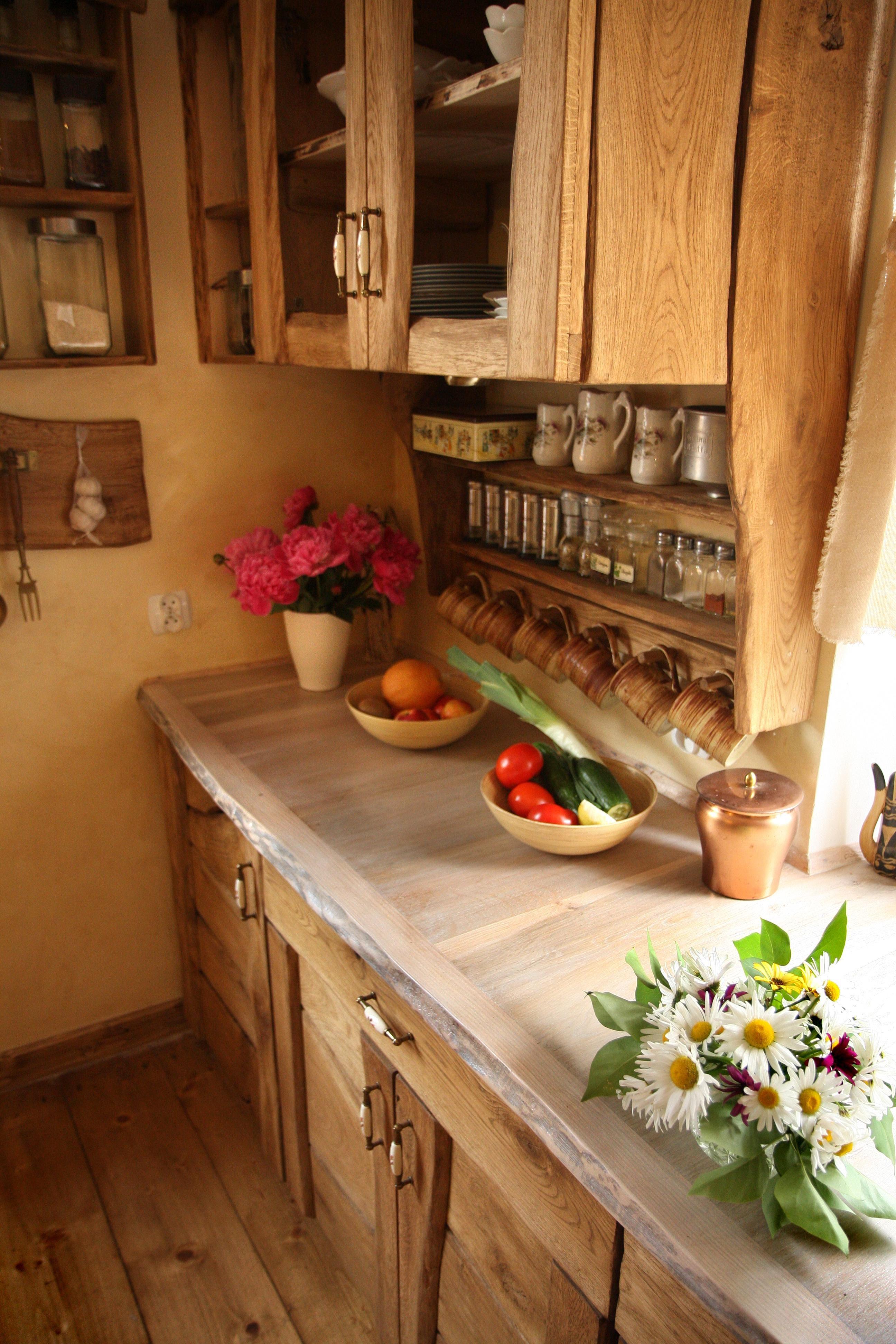 holzk che wood kitchen ideen rund ums haus pinterest holzk che k che und wohnen. Black Bedroom Furniture Sets. Home Design Ideas