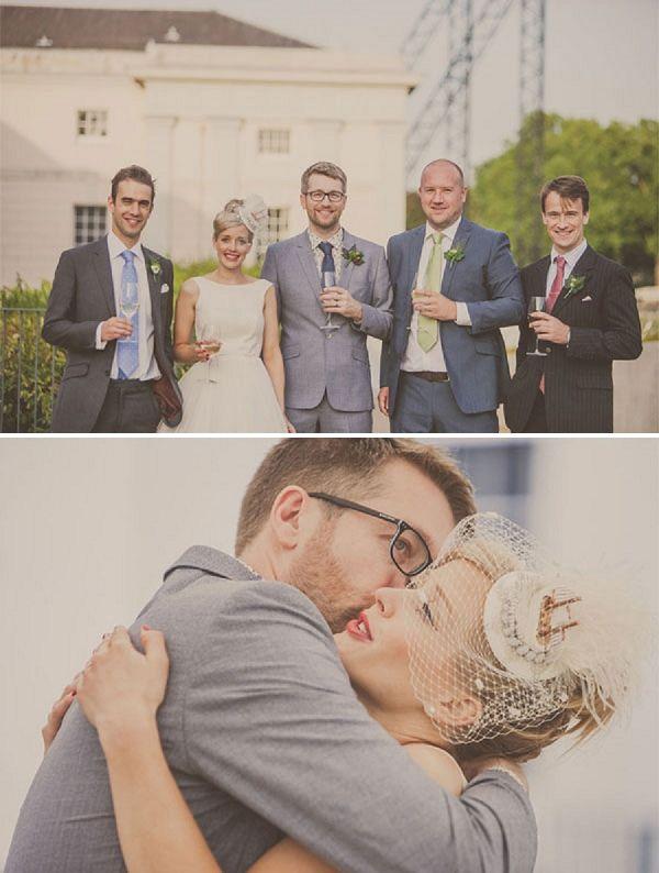 A Stylish & Simple Local London Wedding | Whimsical Wonderland Weddings