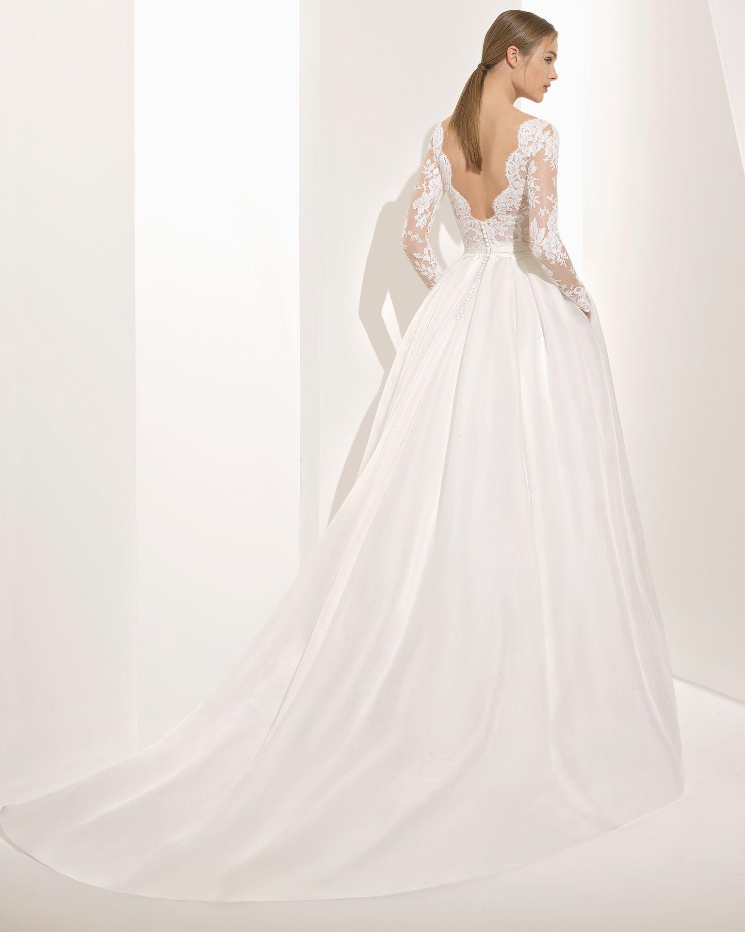 PARODIA - Hochzeit 2018. Kollektion Rosa Clará Couture | klassisches ...