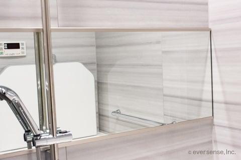 お風呂の鏡は曇り止めが必須 鏡が曇らない方法は 2020 お風呂 風呂 鏡