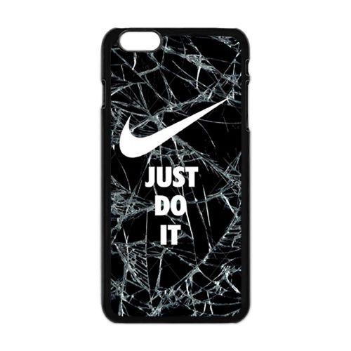 New Nike Just Do It Cracked Glasses iPhone 6s Plus Case   Iphone ...