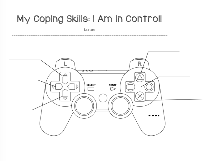 COPING SKILLS CATEGORIES! A Classroom Guidance Lesson on