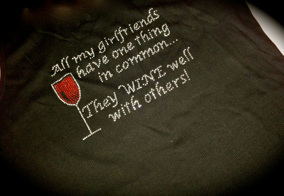 Girls Weekend Shirts / All Girlfriends Have one by uniqueandtrendy
