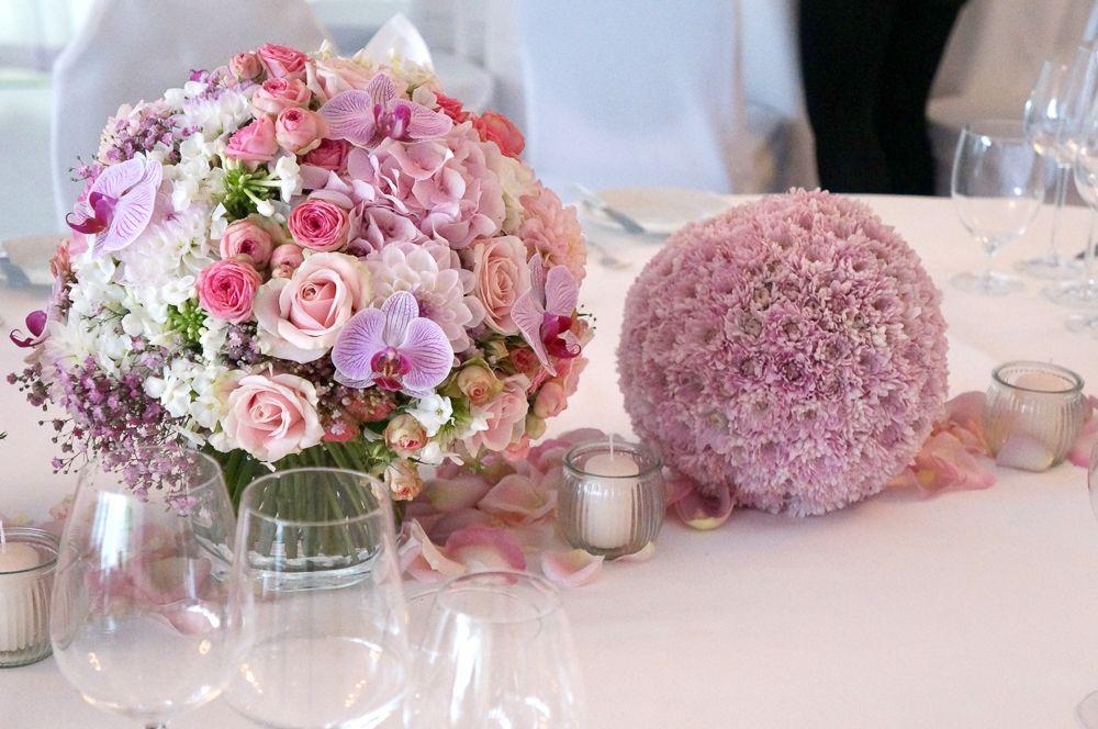 Blumen Tischdekoration  Hochzeitsblumen  Tischdekoration hochzeit blumen Tischdekoration