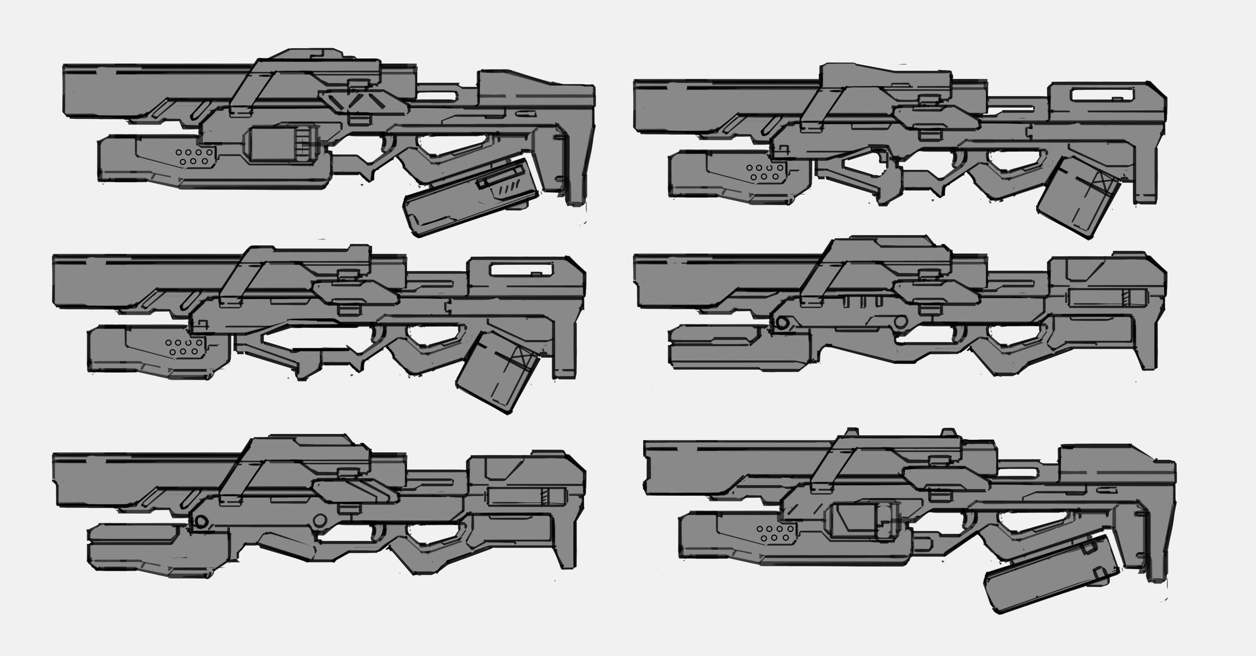 Power and plasma weapons. Perspective weapons development