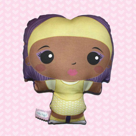 Sunny Plush Doll Large www.OhFifi.etsy.com