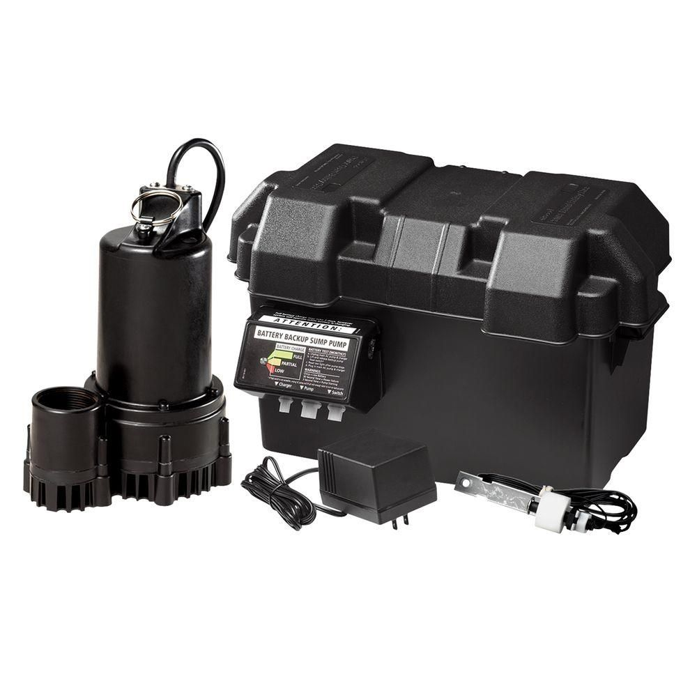 Fine Wayne 1 3 Hp 12 Volt Battery Backup Sump Pump System Esp25 Download Free Architecture Designs Scobabritishbridgeorg