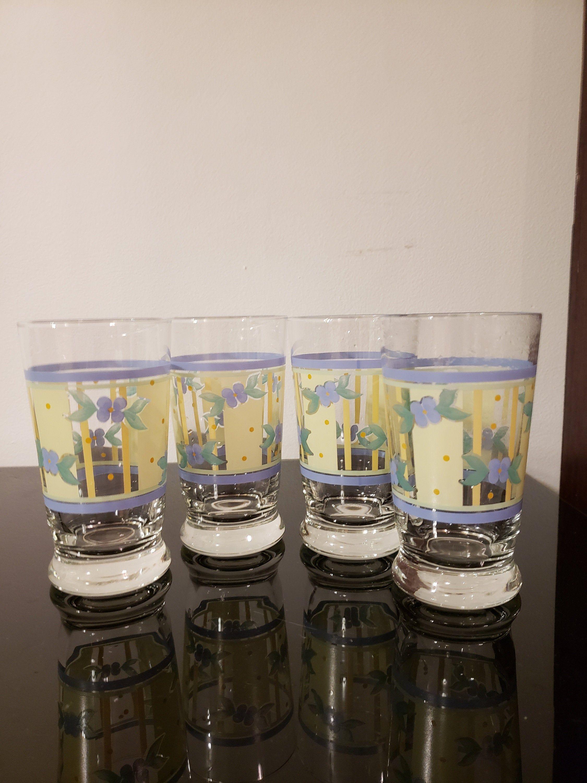 Clear Noritake Set of 4 Breeze Iced Tea Glasses 16-Oz.