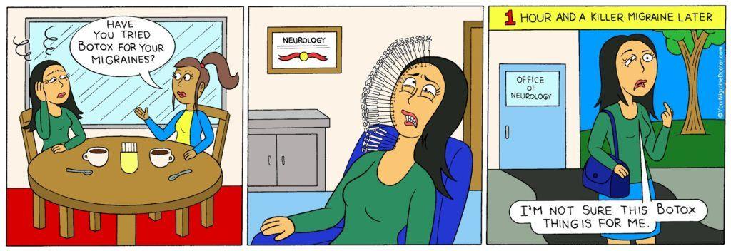 Migraine Humor Migraine Humor Migraine