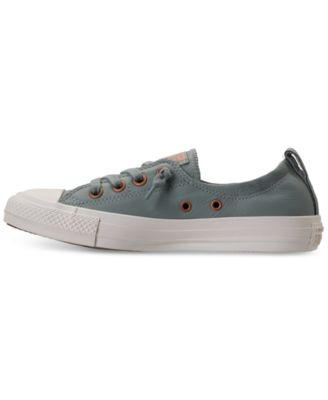 6f7bd7eeffcc converse women s chuck taylor shoreline ox casual sneakers from finish line  Converse Women s Chuck Taylor Shoreline