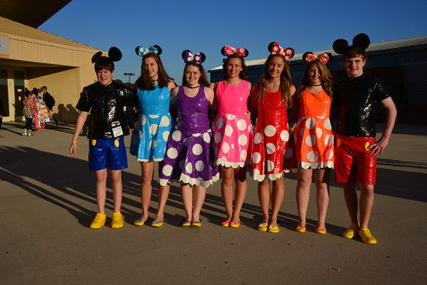 3M Duct Tape Costume Ball Arrivals - Destination Imagination | Photos...SO EXCITED