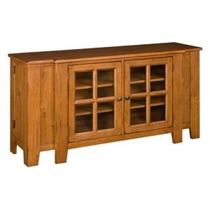 Broyhill Furniture Attic Heirlooms Entertainment Console With Two Door Cabinet Becker Furniture World Tv Broyhill Furniture Broyhill Entertainment Console