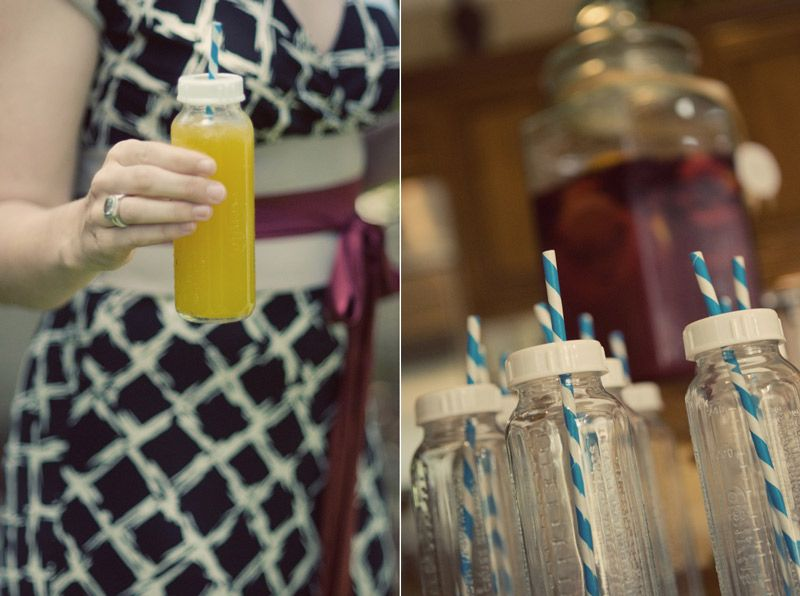 Baby Bottle Baby Shower Ideas!   B. Lovely Events