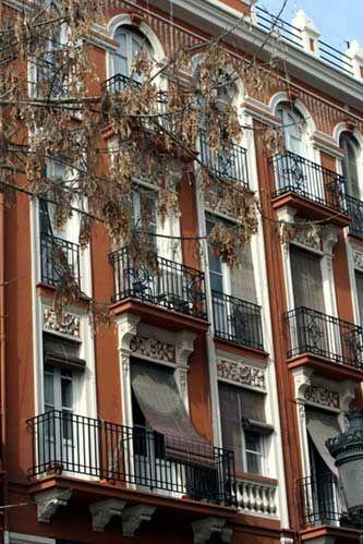 Calle Visitación en Valencia