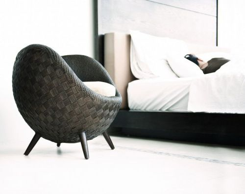 Rattan Chair By Kenneth Cobonpue