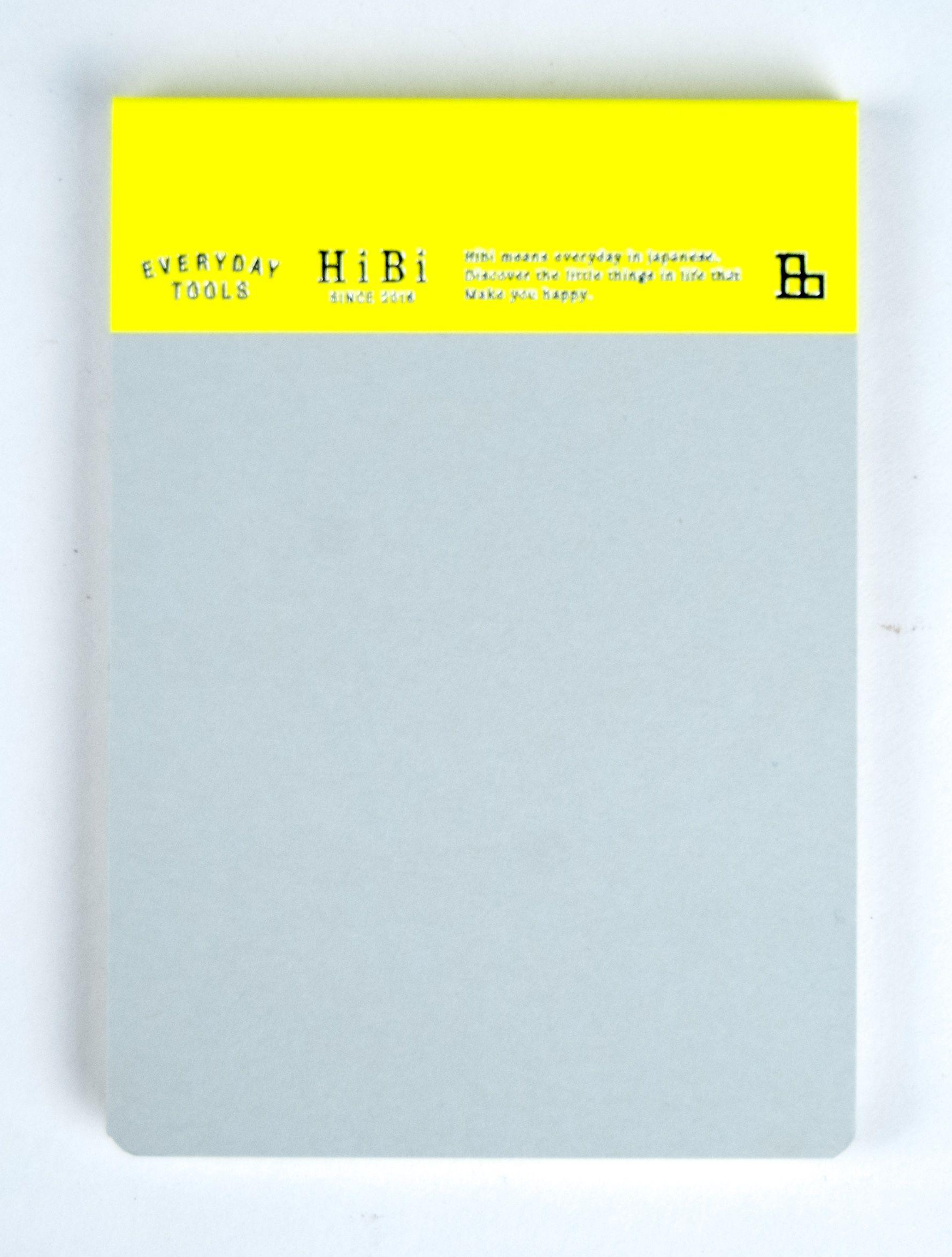 hibi yellow memo pad inspired by s leading design trends hibi yellow memo pad inspired by s leading design trends hibi means