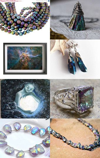 Mystique by AstroBibliophilic on Etsy--Pinned with TreasuryPin.com