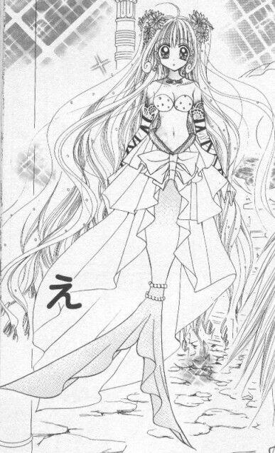 Lucia mermaid melody pichi pichi pitch pichi pichi pich manga y dessin manga - Dessin de pichi pichi pitch ...