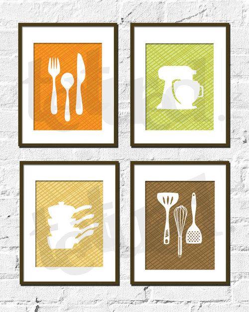 Kitchen prints KITCHEN LOVE Pinterest Kitchens, Kitchen