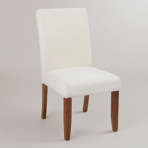 Anna Slipcover Chairs Set Of 2 ChairDining Room