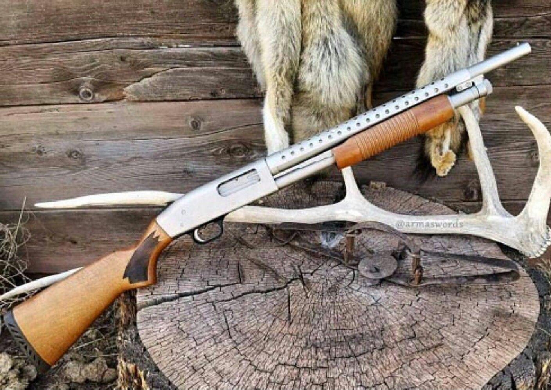 Mossberg 500 Mariner very, very nice  Catt | guns and