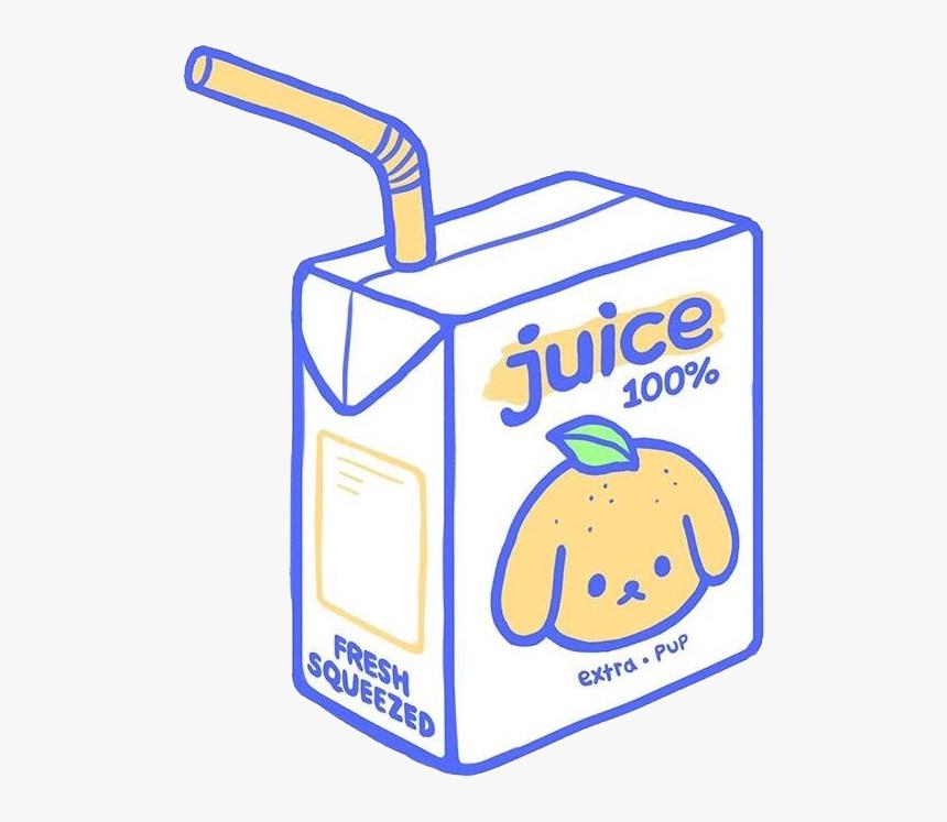 Juice Juicebox Cute Kawaii Freetoedit Drawing Easy Cute Aesthetic Art Hd Png Download Is Free Transpare Indie Drawings Easy Drawings Cute Easy Drawings