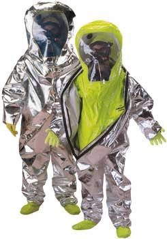 Tychem Level A Tk645 Tk655 Chemical Suits Hazmat Suit Suits Space Suit