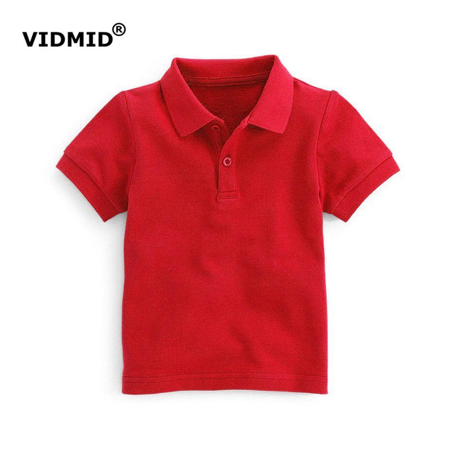 Boys Short Sleeve Summer Shirt 4-14 Years
