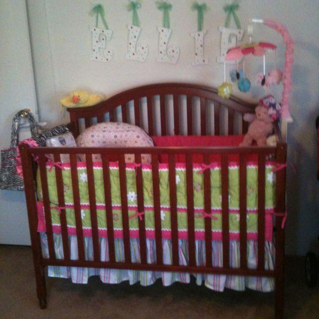 Baby:))) | Pottery barn crib bedding