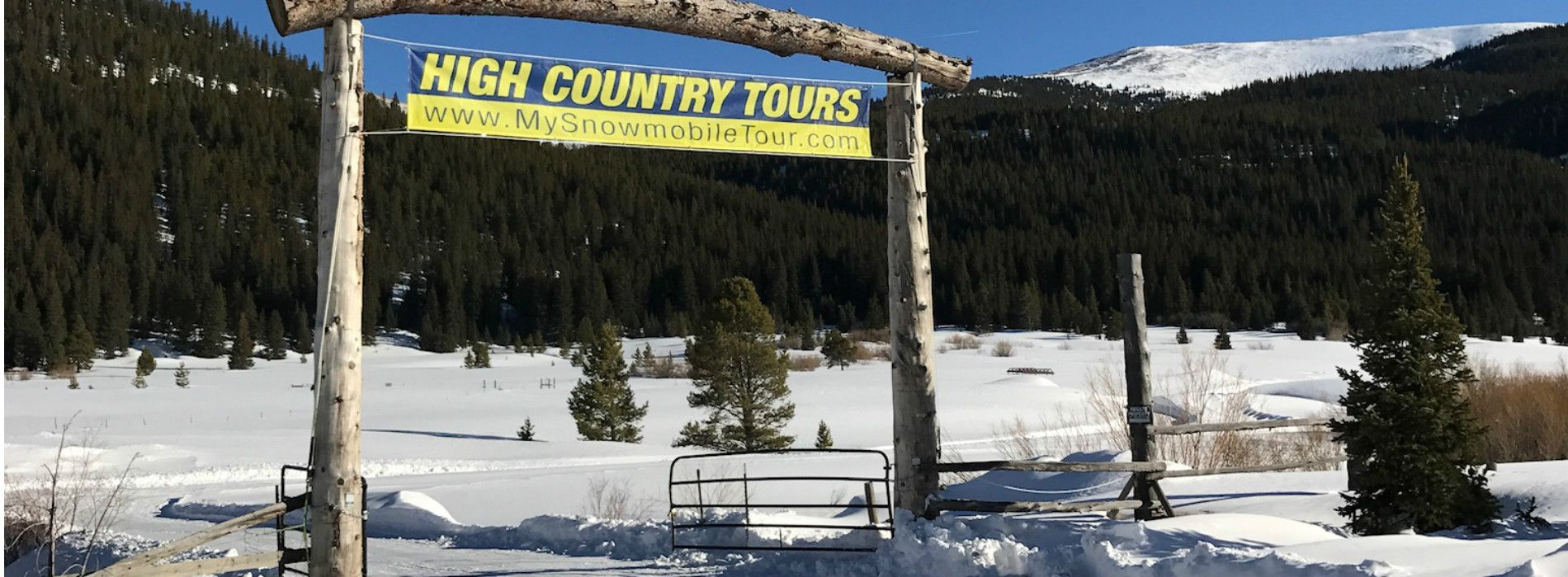 Keystone colorado 80435 snowmobile tours and rentals by