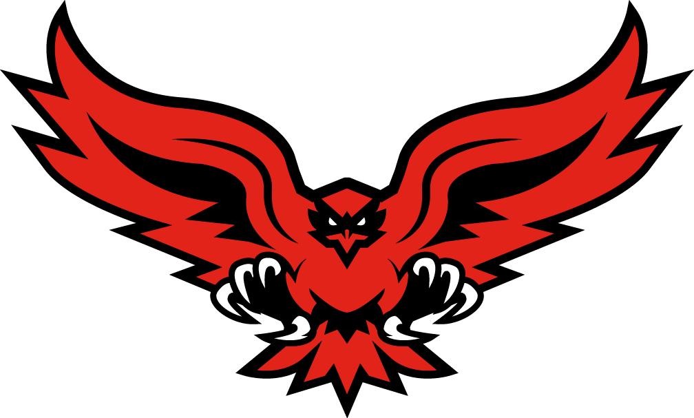 Hartford Hawks Desain Logo Desain
