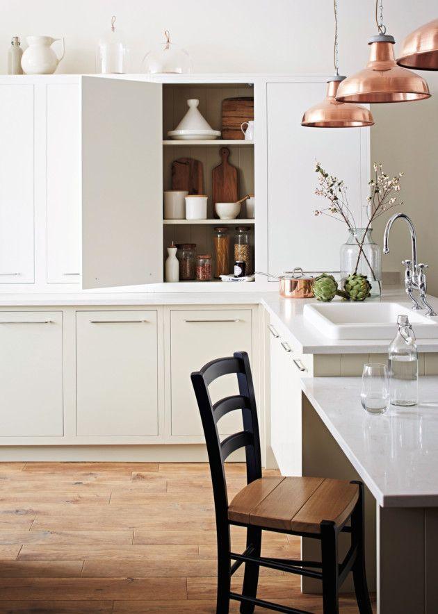Urban kitchen, John Lewis of Hungerford | Urban kitchen ...