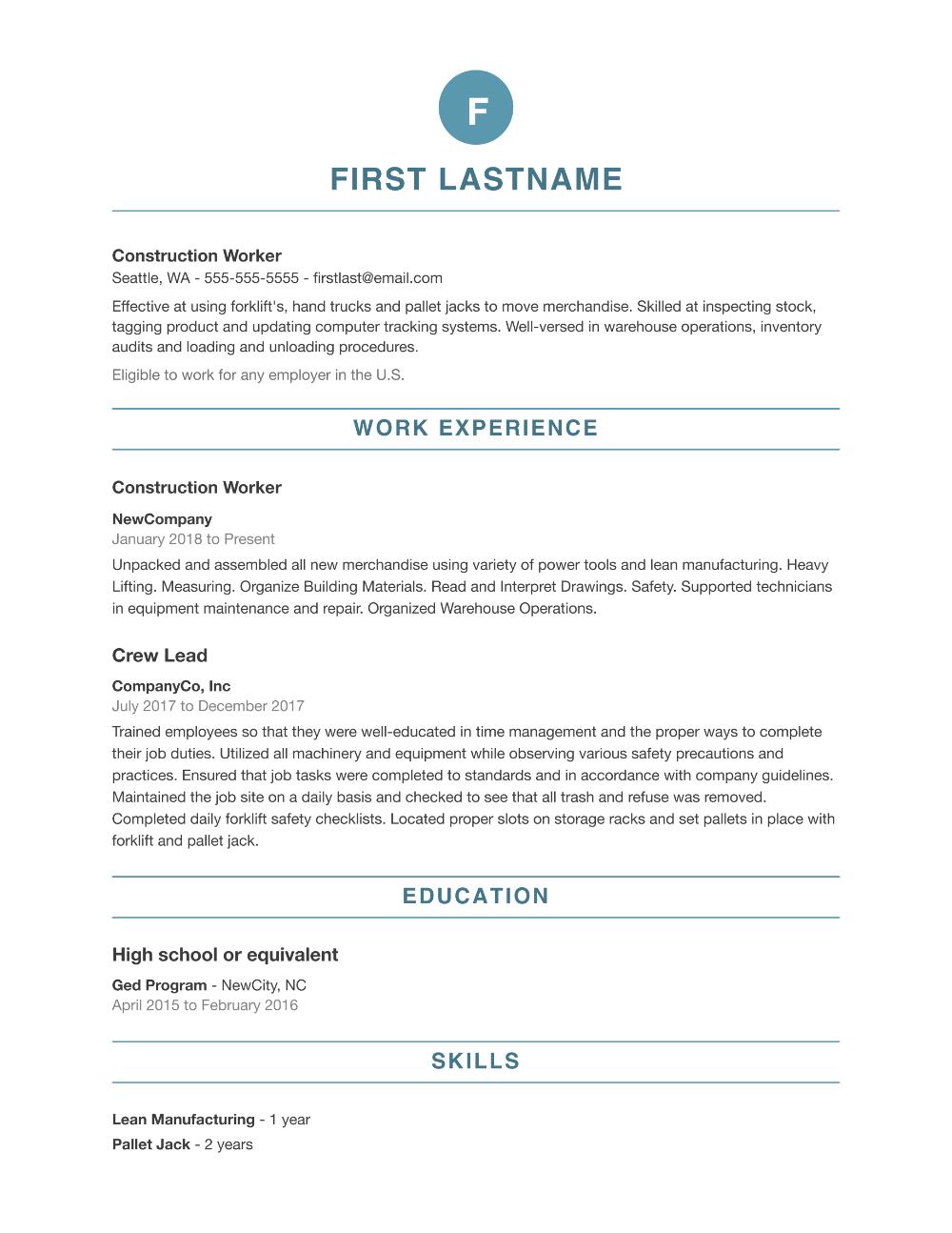 Resume Builder Sample Resume Templates Online Resume Template Resume Template Free