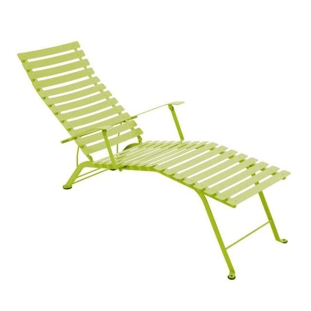 Chaise Longue Bistro Fermob Chaise D Exterieur Chaise Longue Chaise Longue Jardin