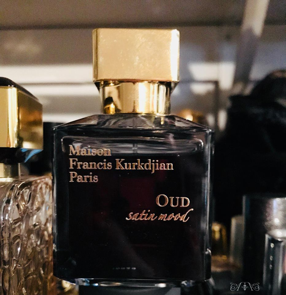 Maison Francis Kurkdjian Oud Satin Mood Niche Perfume Fragrance Cologne Fragrance