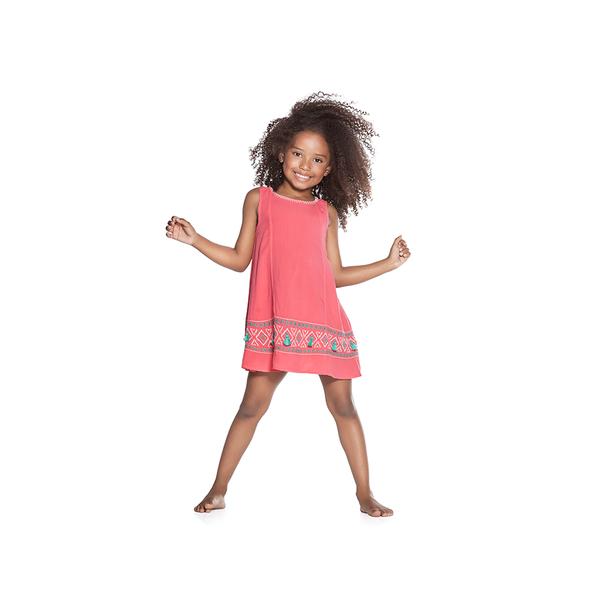 2500b80279 ONDADEMAR GIRL'S CONGA SHORT DRESS | OndadeMar Kids | Girls bathing ...