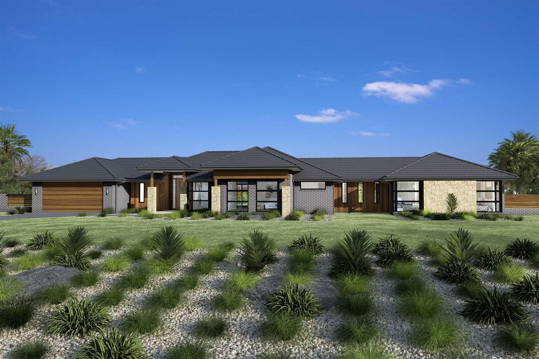 Rochedale 412 Home Designs In G J Gardner Homes Facade House House Design House