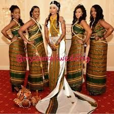 Somali wedding attire