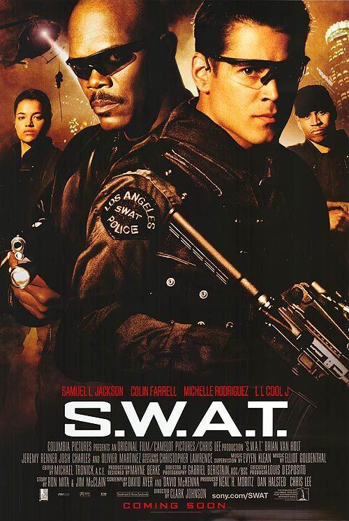 Resultado de imagem para SWAT 2003 posters