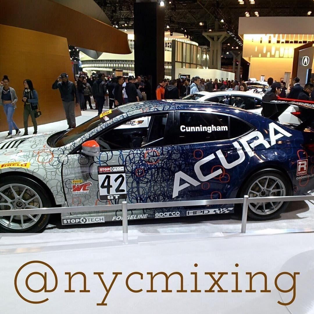 Acura With Custom Paint Job #sportscar #racing #drive