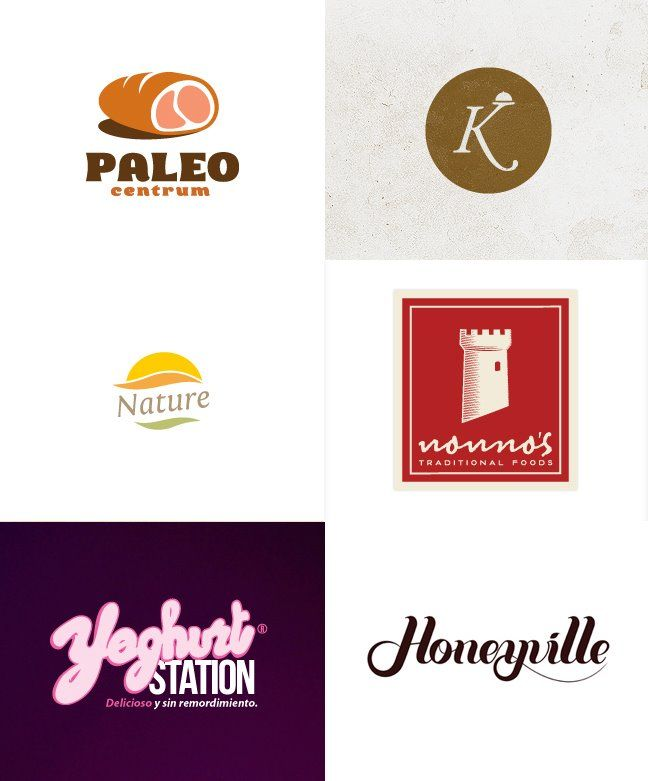 Food Company Logo Design Ideas Valoblogi Com