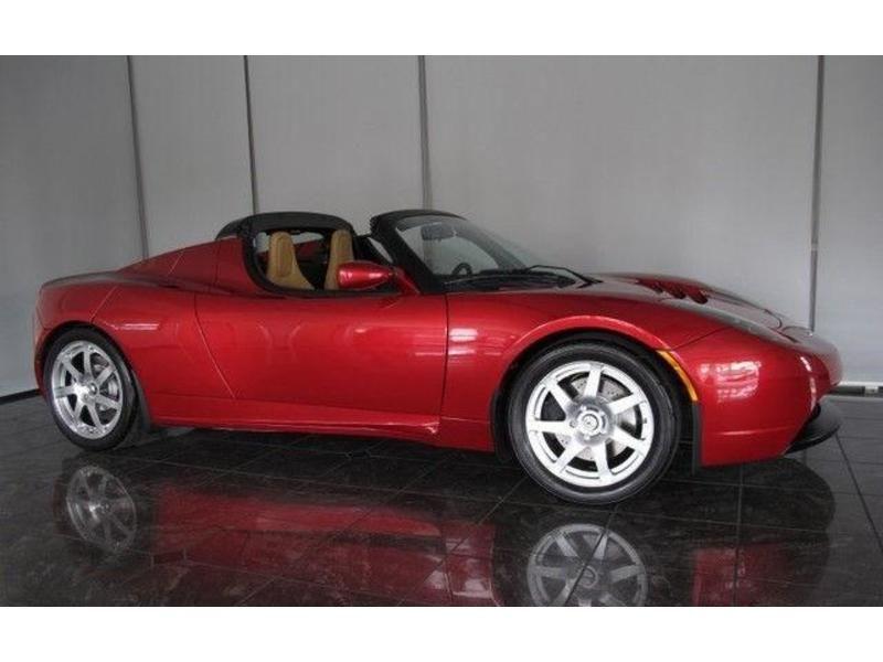2010 Tesla Roadster For Pluginmotorwerks