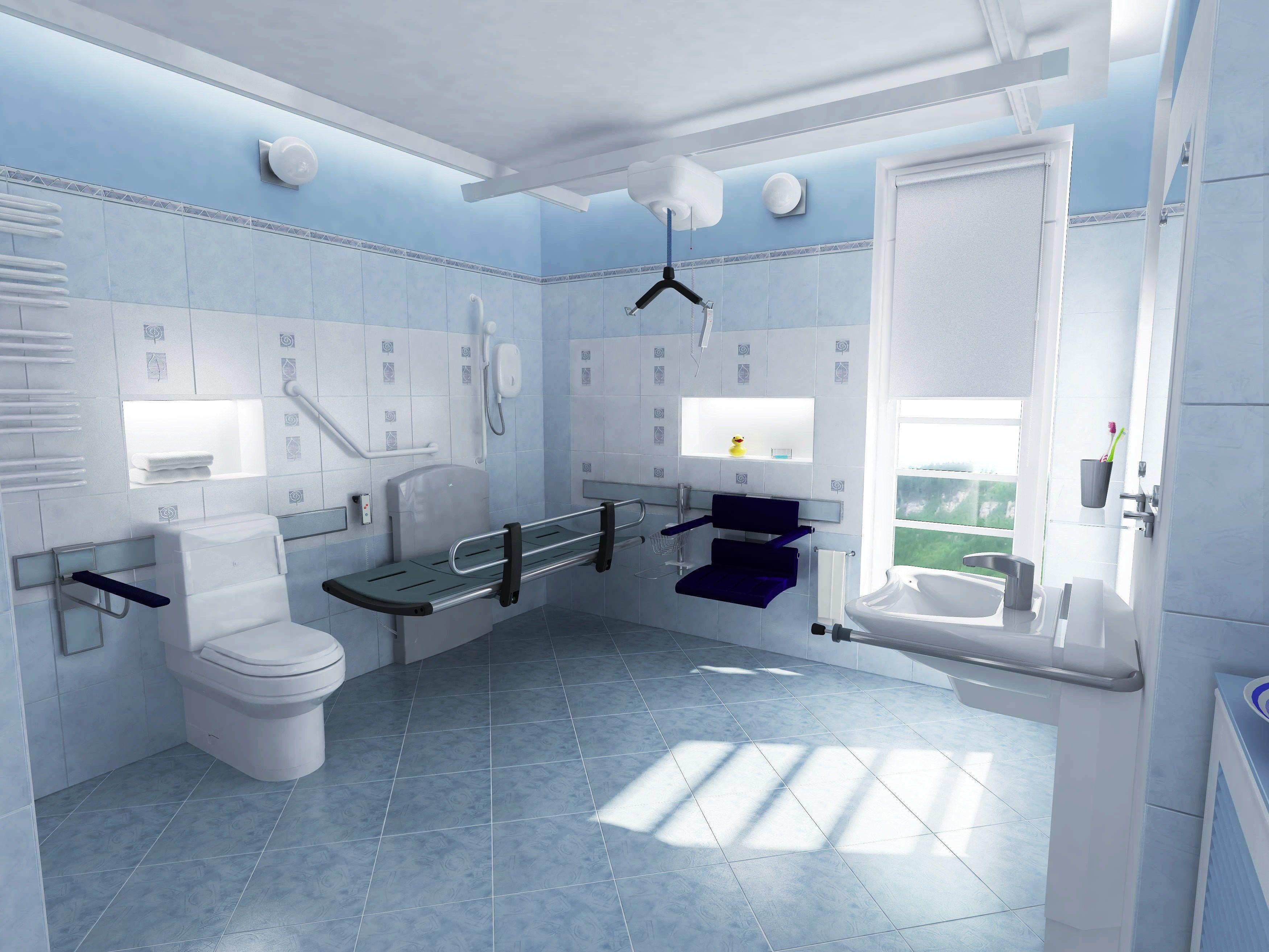Accessible Bathroom Designs Glamorous Luxury Accessible Bathroom Designs  Bathroom Designs And Luxury Design Ideas